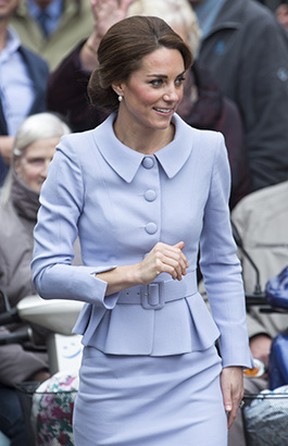 Kate in Holland