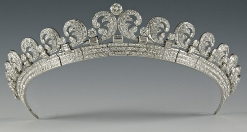 "Cartier ""Halo"" Tiara"