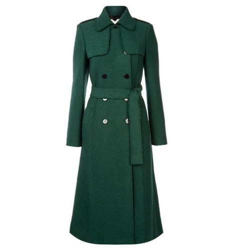 """Persephone"" Trench Coat"