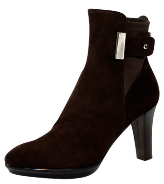 """""""Rouge/Royal"""" Bootie"""
