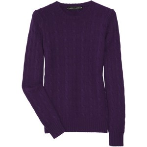 Black Label Slim-Fit Cashmere Sweater