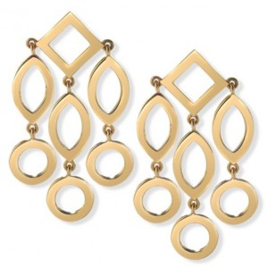 """Temple of Heaven"" Earrings"