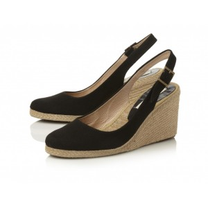 """Imperia"" Wedges Black"