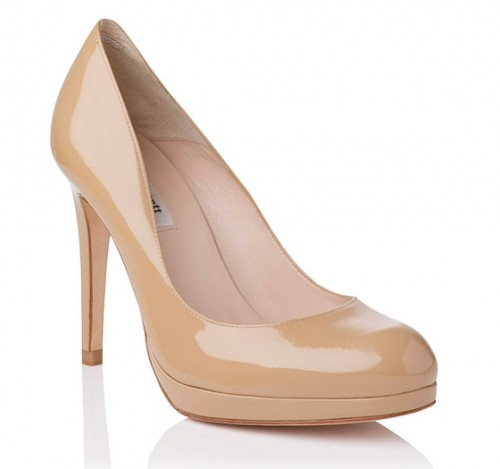 """Sledge"" Platform Pumps"