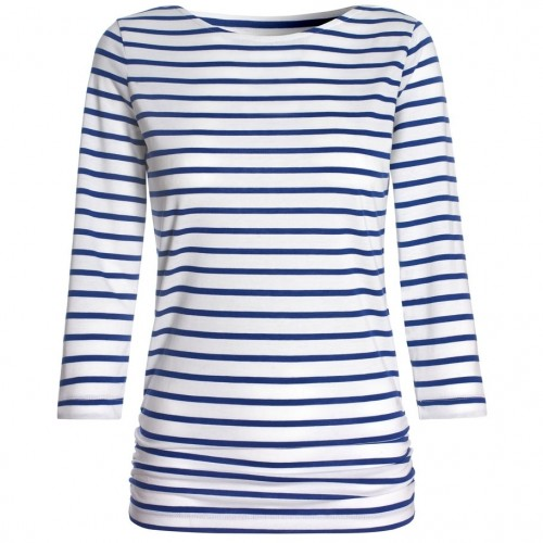 """""""Breton"""" Fitted Top"""