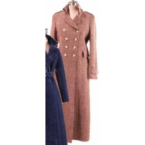 """Turpin"" Tweed Coat"