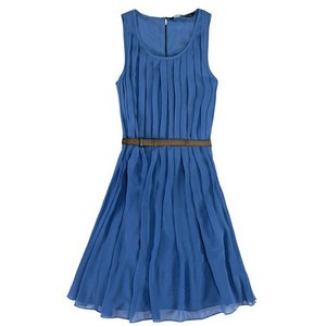 Pleated Zara Dress