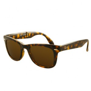 """Wayfarer"" Folding Ray-Bans"
