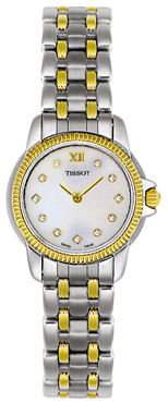 "Tissot ""Two-Tone"" Watch"