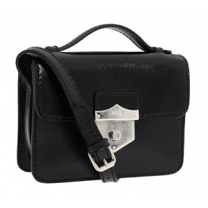 """Wicca"" Mini Leather Satchel"