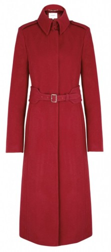 """Ami"" Red Coat"