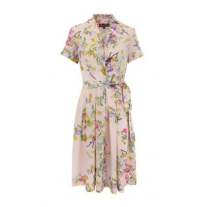 """Penelope"" Floral Tea Dress"