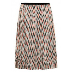 """Tara"" Pleated Skirt"