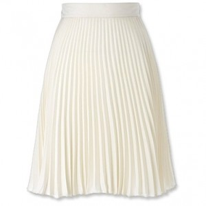"""Lina Dobby Pleat"" Skirt"