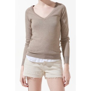 Oatmeal Zara Sweater