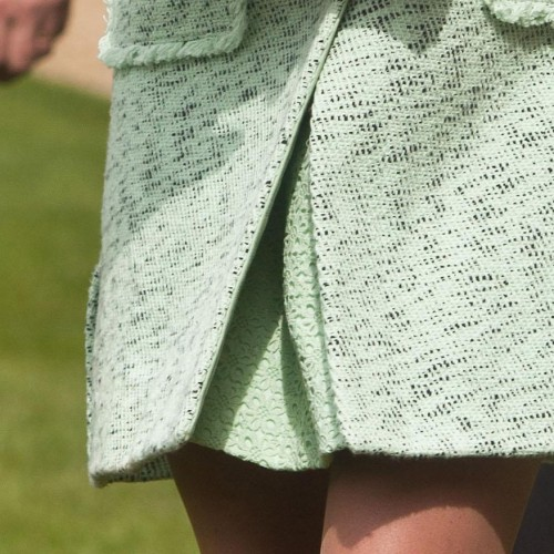 UFO Mint Green Broderie Anglaise