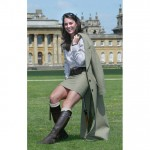 Seville Suede Riding Boots