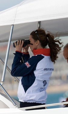 London 2012: Sailing in Weymouth