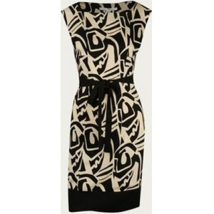 """Samuella"" Sleeveless Print Dress"