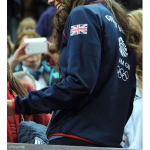 Team GB Fleece in Navy