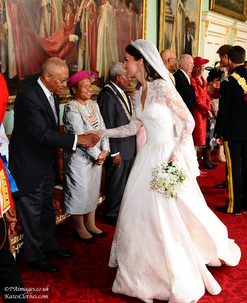 Kate's Clothes » The Royal Wedding