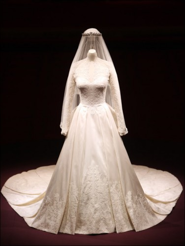 Royal Wedding Gown