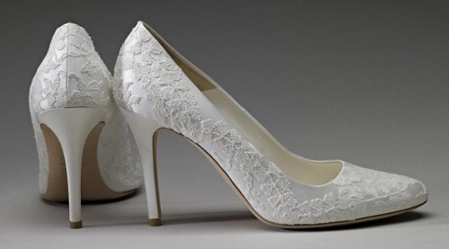 Royal Wedding Shoes
