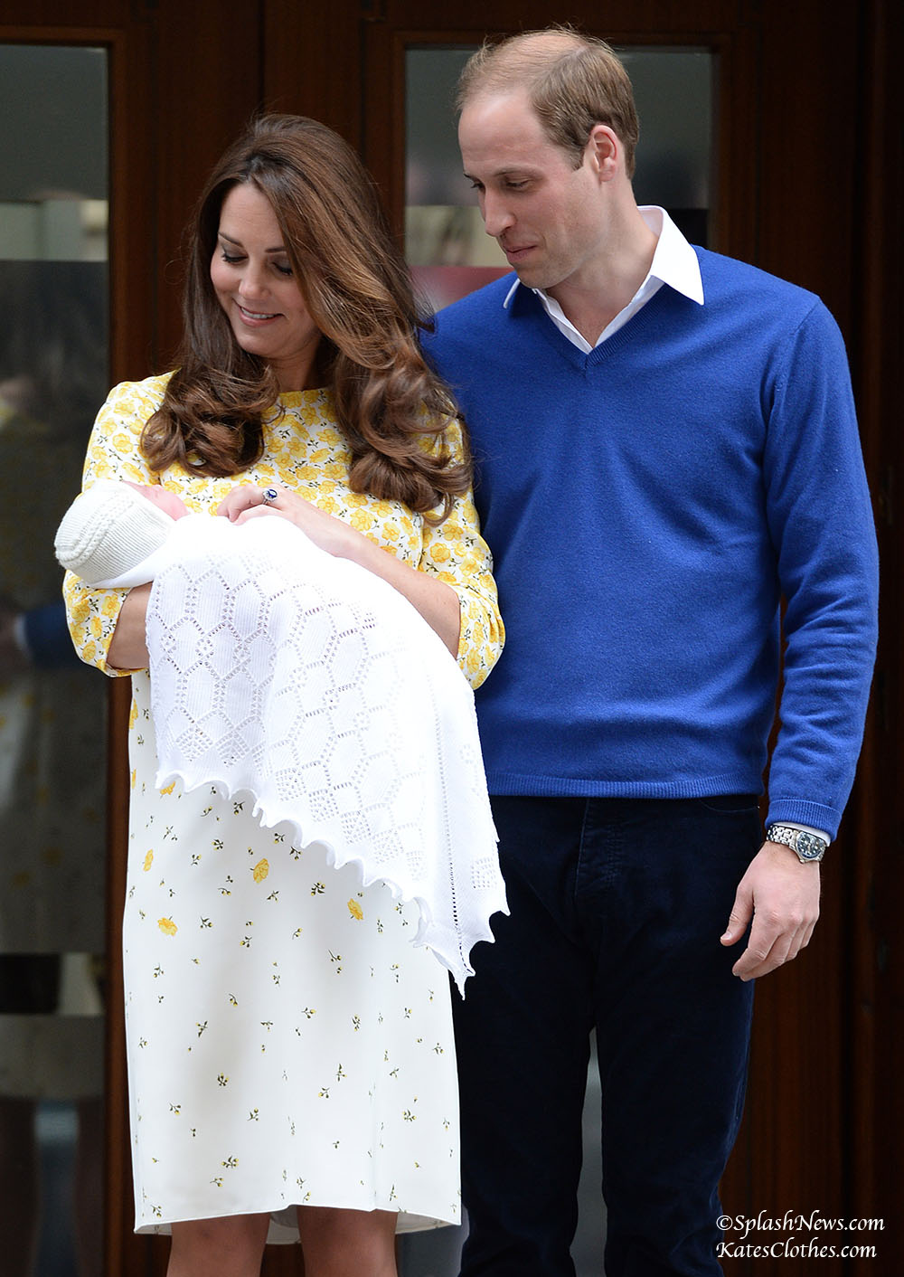 Kate S Clothes 187 Presenting Princess Charlotte