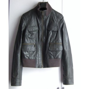 TRF Leather Jacket