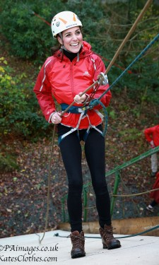Away Day in North Wales: Abseiling