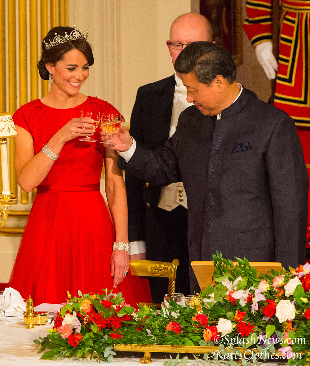 The State Banquet for the President of China