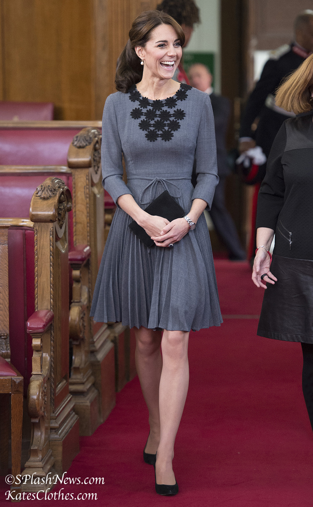 The Duchess of Cambridge attends a Chance UK event