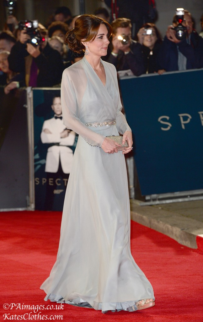 James Bond Spectre Premiere