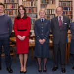 Queen's Christmas Luncheon + New Patronage