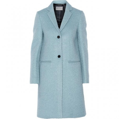 Paddington Mohair Coat