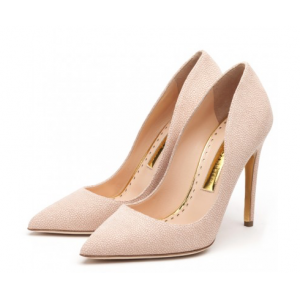 """Calice"" Pink Pumps"
