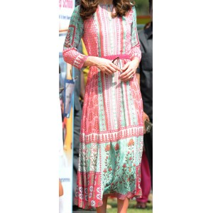 Gulrukh Tunic Dress