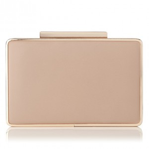 """Nina"" Leather Clutch"