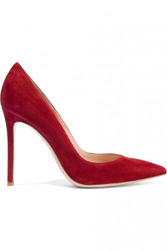Signature 105 Pumps in Red