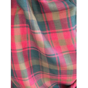 Maple Leaf Tartan