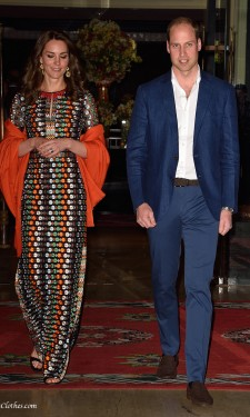 Private Dinner with Bhutan's Royal Couple
