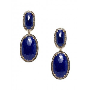 Custom Lapis Earrings