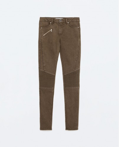 Biker Trousers AKA The Pangolin Pants