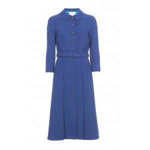 Blue Eponine Dress