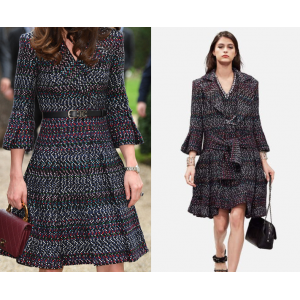 Bespoke Chanel Tweed Dress