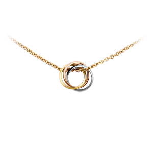 Petite Cartier Trinity Necklace
