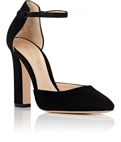 """54"" Mary Jane D'Orsay Pumps"