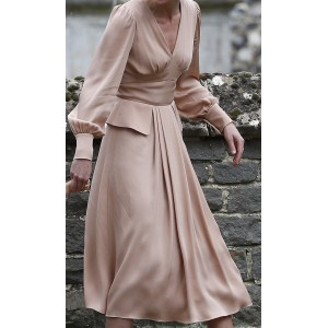 Matron-of-Honor Blush McQueen