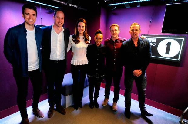 Radio 1 Interview