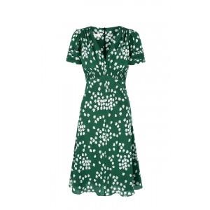 """Budding Hearts"" Tea Dress"